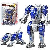 Sanggi Transformator Roboter, 2 Morphologische Transformationen Kinder Roboter Spielzeug, 16 Bewegliche Gelenke…