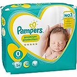 Pampers Baby mikroblöjor (1–2,5 kg) – 24 stycken