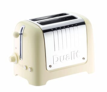 Dualit 2 Slot Lite Toaster 1 1 kW Cream Amazon