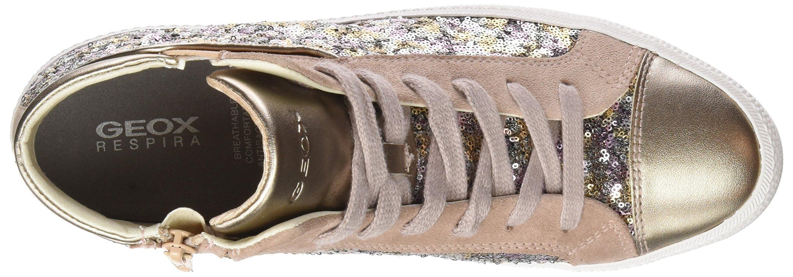 Geox Damen D Giyo A Hohe Sneaker 7