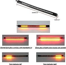 A2D LED SMD Strip Tail Light