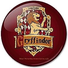 Mc Sid Razz Harry Potter Fridge Magnet of Gryffindor No 1   2 in 1 Fridge Magnet + Bottle Opener   officially licensed by Warner Bros, USA