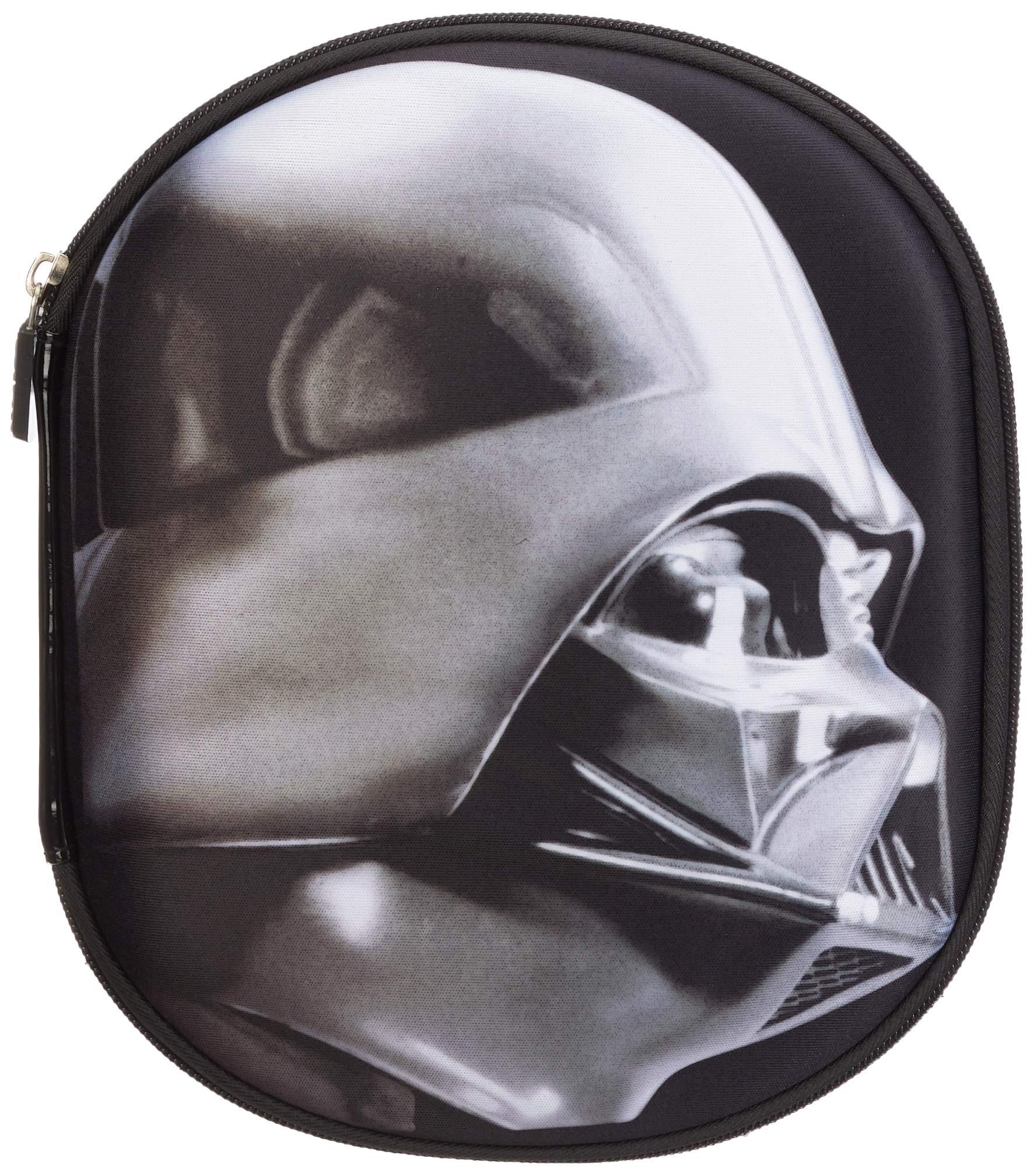 Star Wars-2700000214 Star Wars Plumier, Multicolor, 24 cm (Artesanía Cerdá CD-27-0214)