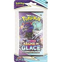 Pokemon Epée et Bouclier-Règne de Glace-Booster (Version Blister) -Jeu de Cartes à Collectionner-Modèle aléatoire…