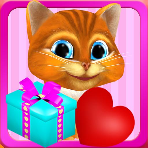 gatto-parlante-diana-3d