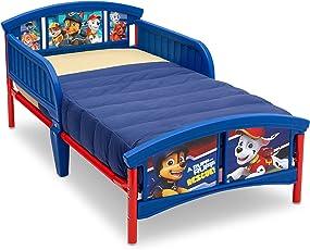 Delta Children Paw Patrol Toddler Bed (Multicolour, BB86994PW)