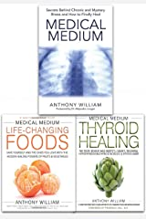 Medical Medium Anthony William Collection 3 Books Set Paperback