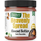 Zucchero The Heavenly Dark Chocolate Almond Spread, 200g