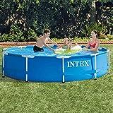 Metal big Frame Pool by Intex, 28200