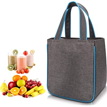 Wave Point Thermal Insulated Little Lunch Bag Kids School Lunch Bag ... c7a930df7c948