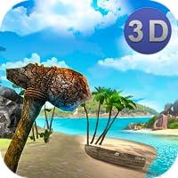 Lost Stranded island Survival 3D