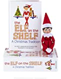 Elf on the Shelf: A Christmas Tradition | One Scout Elf | Includes Keepsake Box and Children's Book | Register your Elf to download an Adoption Certificate + Santa Letter (Girl Light with Blue Eyes)