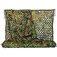 NINAT Filet De Camouflage La Jungle De Filets Militaire Couverture Camouflage pour Chasse d'ombrage Déco Camping…