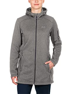 Finley Wolfskin MSport Women Long Jack Jacket shotxQrdCB