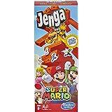 Hasbro Gaming Jenga - Super Mario, Gioco in Scatola, Versione 2020