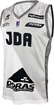 JDA Dijon Maillot Officiel Domicile 2019-2020 Basketball Mixte