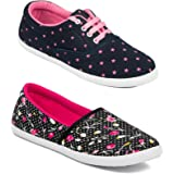 Asian Women Casual Shoes Combo Pack of