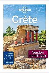 Crète 4ed Format Kindle