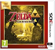 Legend Of Zelda: A Link Between Worlds (Nintendo Ds)