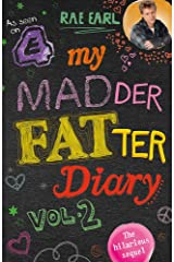 My Madder Fatter Diary Paperback