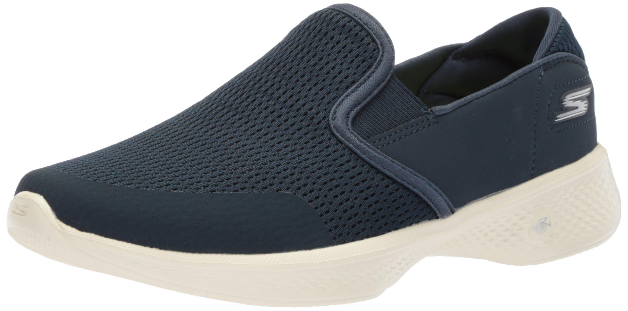 Schuhe Parent Sneaker Skechers Damen Go Walk 4 Attraction 5jV0v
