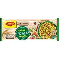 MAGGI NUTRI-LICIOUS Veg Atta, Masala Noodles – (Pack of 4) 290g