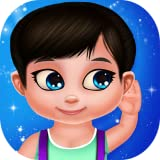 Mein Redender Kleinkind - Beste Passzeit mit einem super süßen Kind auf deinem Smartphone!