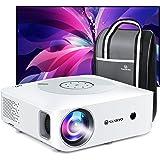 VANKYO Leisure 530W Proiettore WiFi, Videoproiettore 1080P Nativo Full HD Supporta 4K, 7500 Lux, Touch Pannello Retroillumina