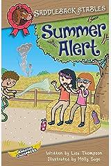 Summer Alert (Saddleback Stables Book 4) Kindle Edition