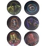 Marvel Inf War Badges