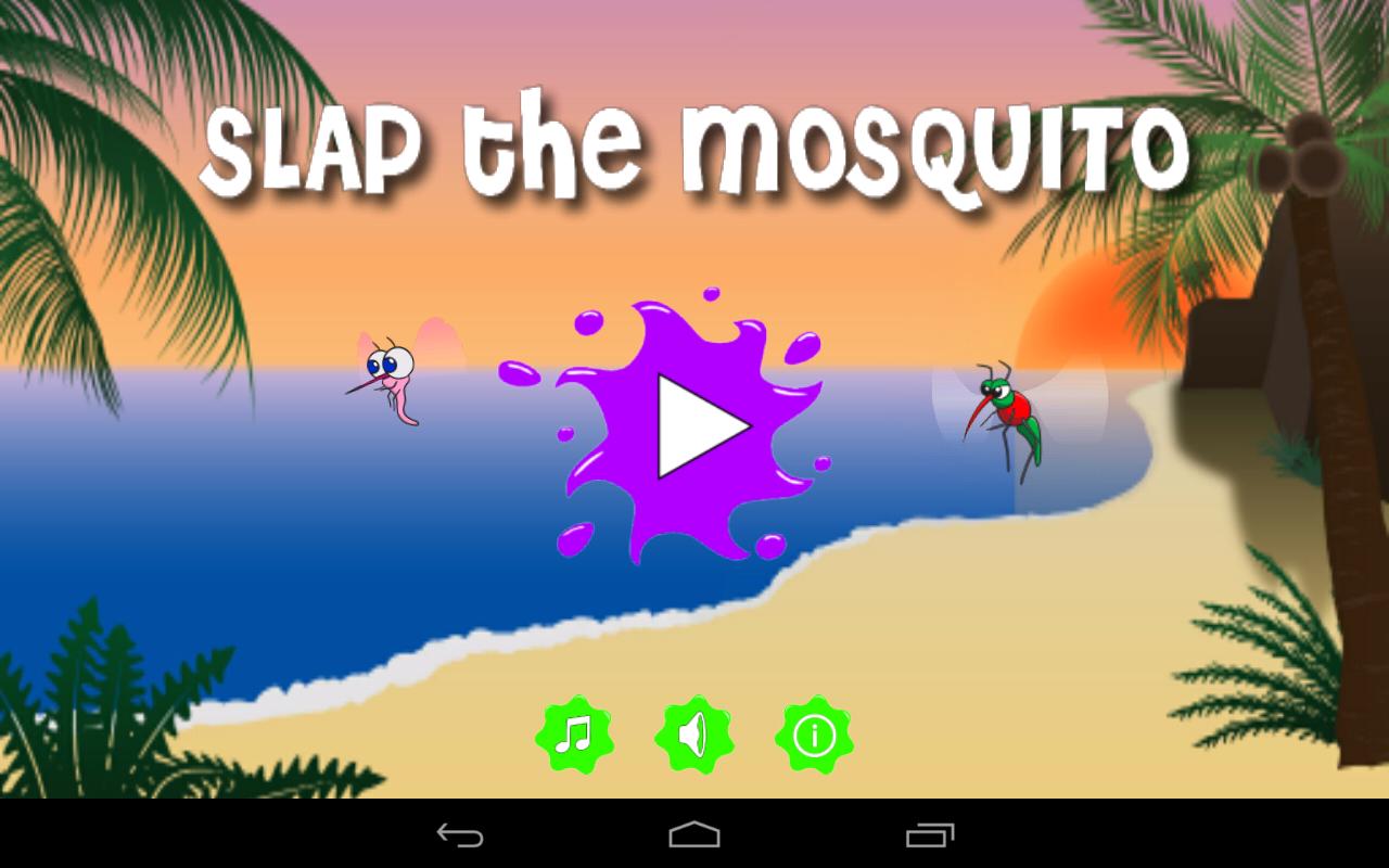 Q Mosquito App Review Slap the Mosquito - Bu...