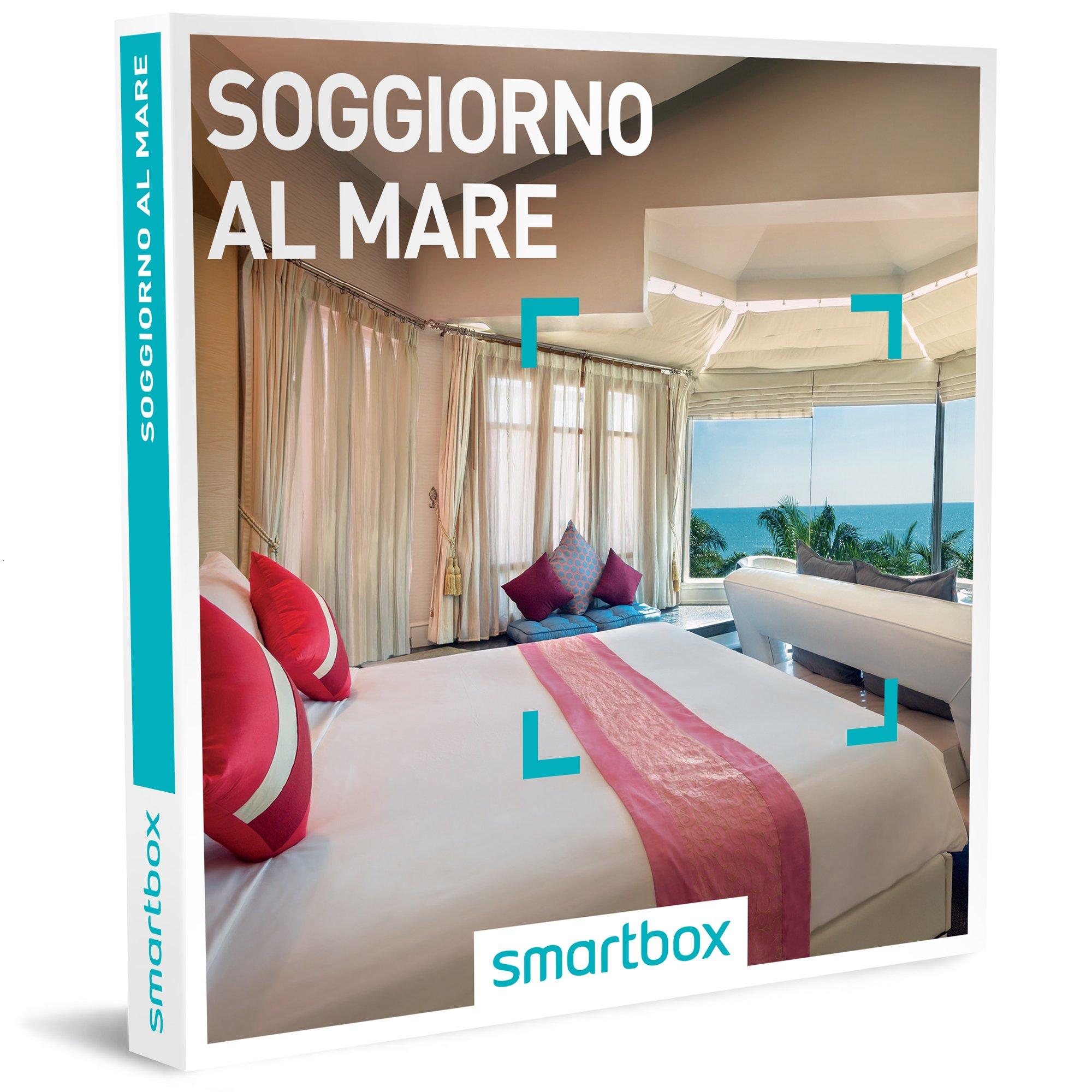 Smartbox - Soggiorno Al Mare - 155 Soggiorni Di Gusto o ...