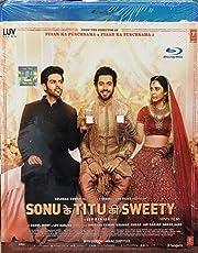SONU KE TITU KI SWEETY Hindi BLU Ray ( All Regions English Subtitles )