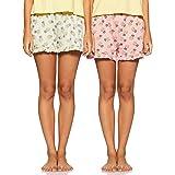 Amazon Brand - Eden & Ivy Women's Regular Cotton Pyjama Bottom