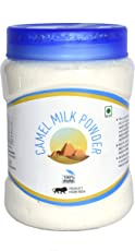 Nutra Vita Freeze Dried Gluten Free Camel Milk Powder with No Additives or Preservatives, , 50g (1029P-50)
