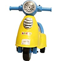 EVOHOME Love Baby Toy Scooter Wheelie Activity Ride-on/ Kids Ride On/ Baby Ride On Toys with Musical Tunes & Light…