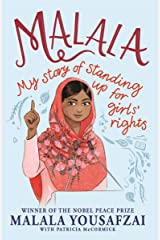 Malala: My Story of Standing Up for Girls' Rights; Illustrated Edition for Younger Readers (English Edition) Versión Kindle