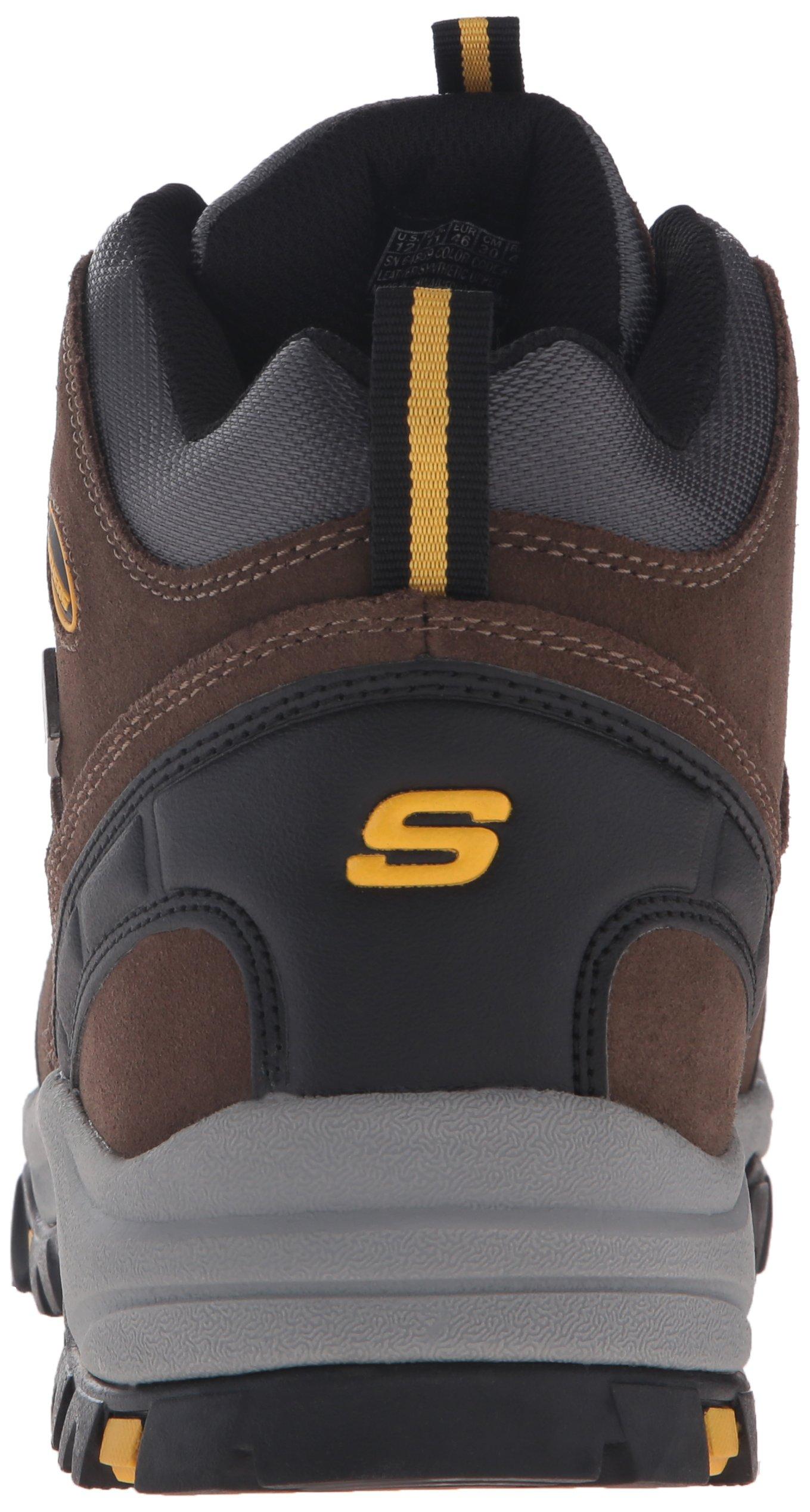 Skechers Men's Relment Pelmo High Rise Hiking Boots