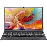 """BMAX S13 Ordenadores Portátiles, 13.3"""" Windows 10 Laptop, N4020 6GB LPDDR4 de RAM, 128GB SSD de Almacenamiento, QWERTY Diseño"""
