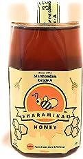 Sharamikas Honey Agmark Certified Grade A Pure Marthandam Honey (500g)