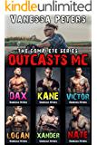 Outcasts MC: The Complete Series (English Edition)