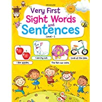 Very First Sight Words Sentences Level - 1