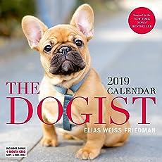 2019 the Dogist Wall Calendar