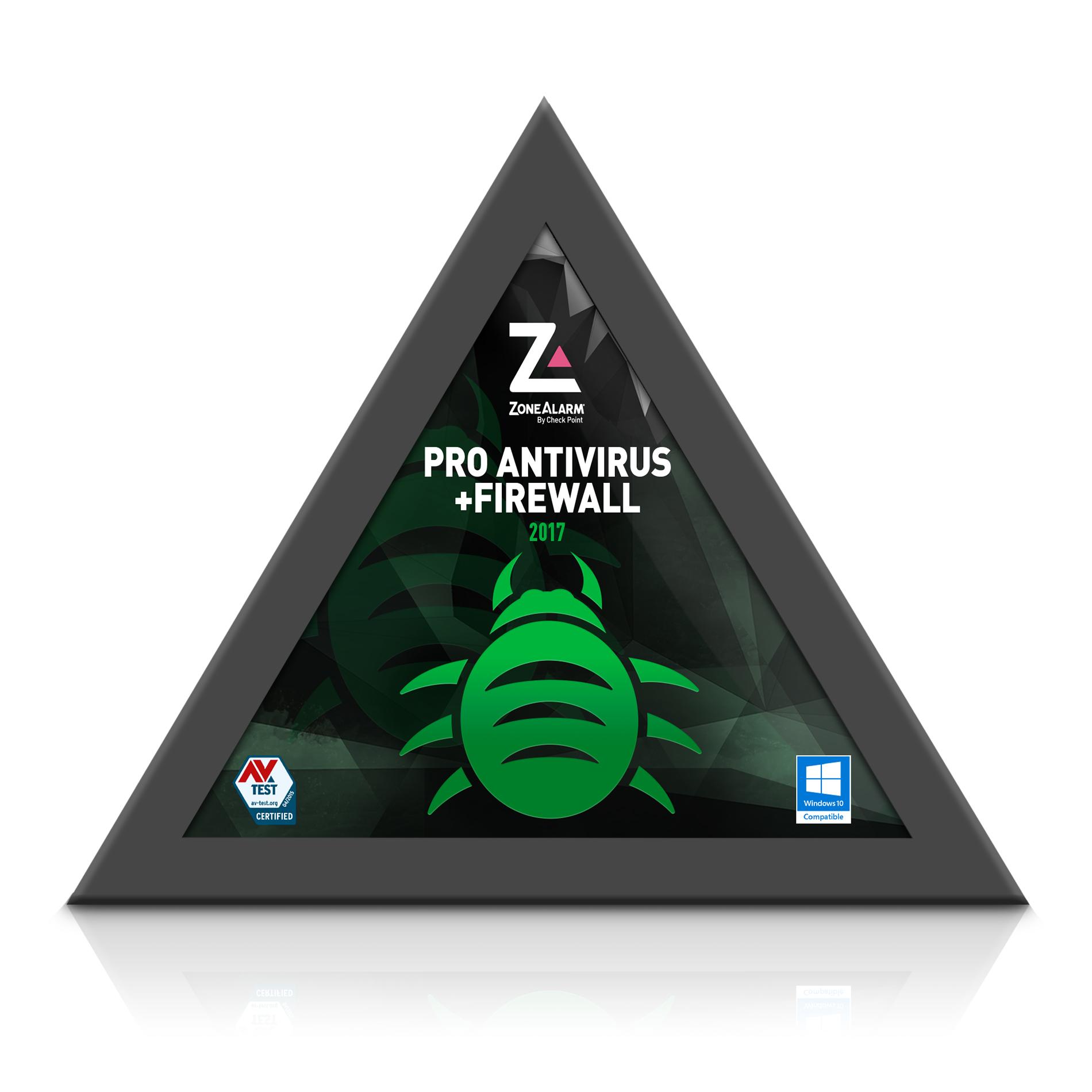PRO ANTIVIRUS & FIREWALL 2017 - Die unentbehrliche PC- & Internet-Sicherheitslösung [Download]
