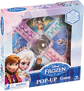 Trefl Frozen Snakes and Ladders by Disney 916 01206