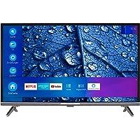 MEDION P13225 80 cm (31,5 Zoll) Full HD Fernseher (Smart-TV, HDR 10, Netflix, Prime Video, WLAN, PVR, Bluetooth, HD…