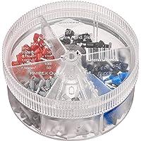 KNIPEX Sortimentsboxen mit isolierten Aderendhülsen 97 99 906