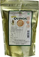Arya Farm Natural Quinoa, 500g (Chemicals Free/Pesticides Free/No Added Preservatives)