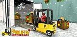 Forklifter Simulator 3D: Forklift Christmas Gifts