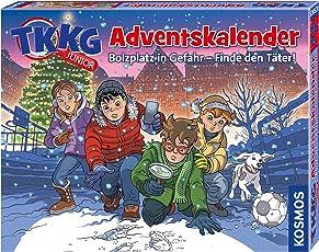 KOSMOS Adventskalender 630539 TKKG Junior Adventskalender 2018